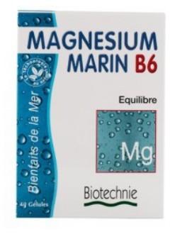 Magnesium Marin B6 + B9 + Calcium