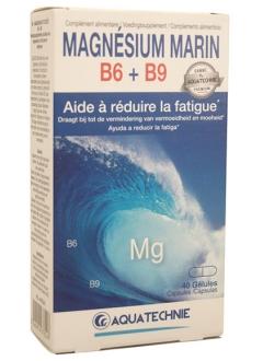 Magnesium Marin B6 + B9
