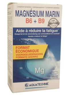 Magnesium Marin B6 + B9 - Format Eco