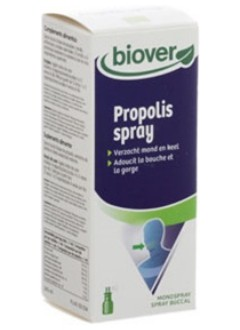 Propolis liquid spray buccal