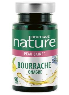 Bourrache - Onagre - 90 Capsules
