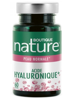 Acide hyaluronique +