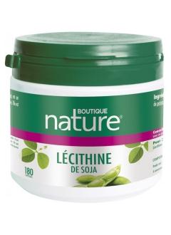 Lécithine de Soja capsules ECO