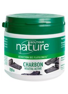 Charbon végétal Activé poudre