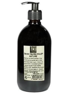 Savon d'Alep liquide + pompe