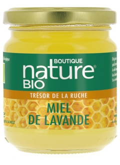 Miel de lavande Bio Provence - 250 g