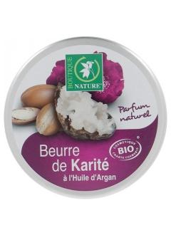 Beurre de karité Argan bio
