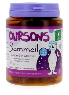 Oursons Sommeil - 60 oursons