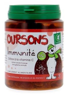 Oursons Immunité - 60 oursons