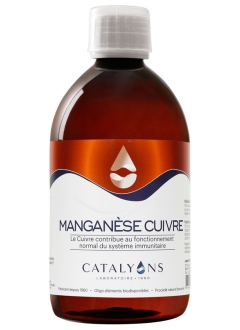 Manganèse cuivre - 500 ml