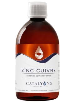 Zinc Cuivre - 500 ml