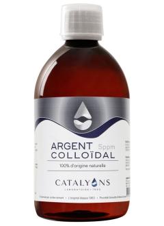 Argent colloïdal 5ppm - 500 ml