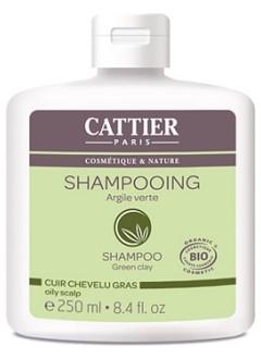 Shampooing à l'argile verte