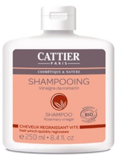 Shampooing vinaigre de romarin