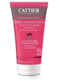 Après-shampoing couleur Bio