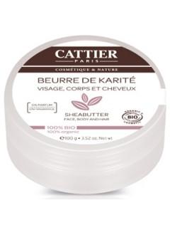 Beurre de Karité Bio - Grand Format