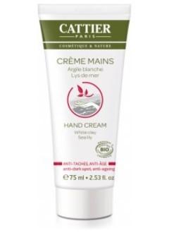 Crème main anti-tâches anti-âge