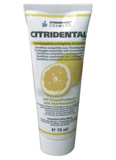 Dentifrice Citridental