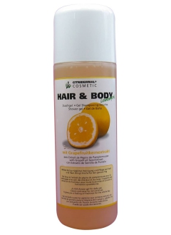 Gel Shampooing-Douche Hair & Body