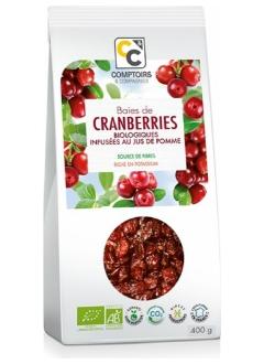 Baies de Cranberries Bio - 400 g