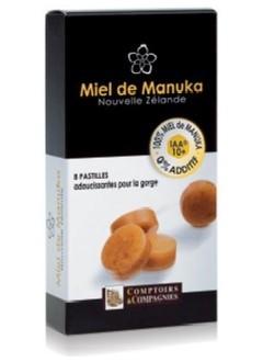 Pastilles 100% miel de manuka