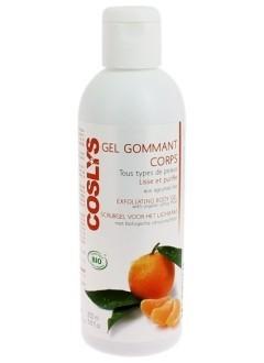 Gel gommant corps aux agrumes bio 500 ml