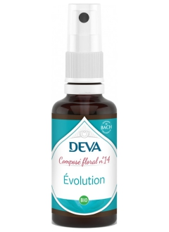 14 - Evolution - 30 ml - Base érable