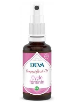 17 - Cycle Féminin - 30 ml
