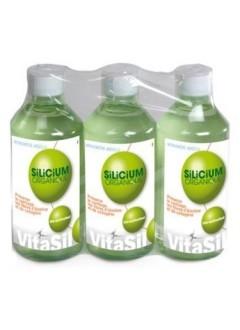 Silicium VitaSil - Tripack 3 x 500 ml