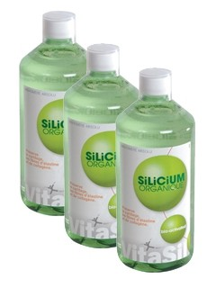 Silicium VitaSil - 3 x 1 Litre