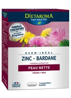 Dermidéal - Complexe Zinc Bardane