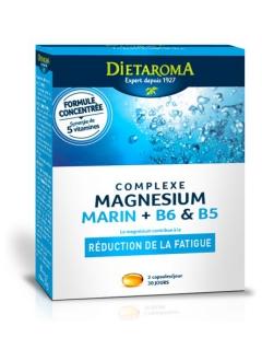 Complexe magnésium marin + B6 & B5