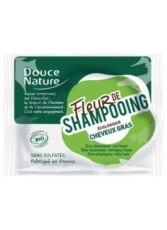Fleur de shampoing bio cheveux gras