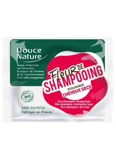 Fleur de shampoing bio cheveux secs