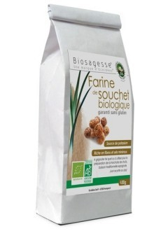 Farine de souchet bio sans gluten