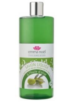 Savon liquide à l'huile d'olive bio