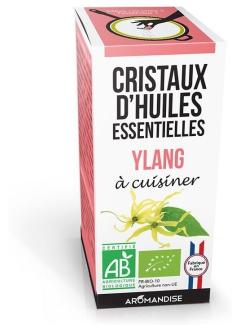 Ylang bio - Cristaux à cuisiner