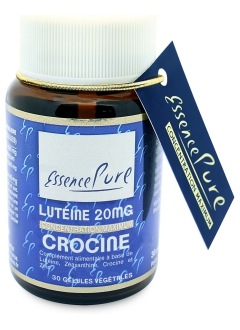 Lutéine Crocine 20 mg