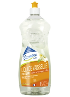 Liquide Vaisselle Fleur d'oranger 1 Litre