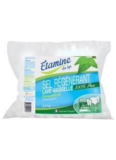 Sel régénérant - sac 2.5 Kg