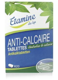 Tablettes anti-calcaire