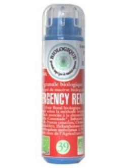 Emergency Remedy 39 granules
