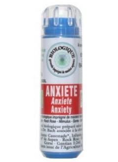 Complexe Anxiété - Fleur de Bach en granules