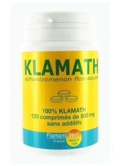 Klamath 500 mg - 120 comprimés