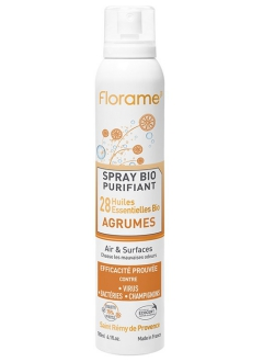 Spray Purifiant Agrumes 100% Bio
