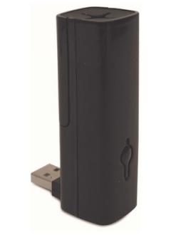 Diffuseur USB d'huiles essentielles - Noir