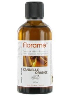 Composition Cannelle-Orange - 30 ml