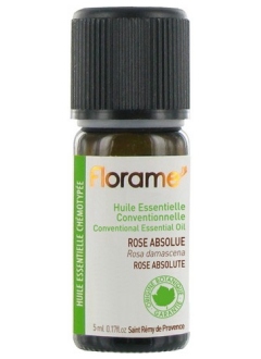 Huile essentielle Rose Absolue