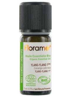 Huile essentielle Ylang-Ylang 1ère BIO