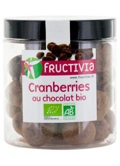 Cranberries de chocolat BIO